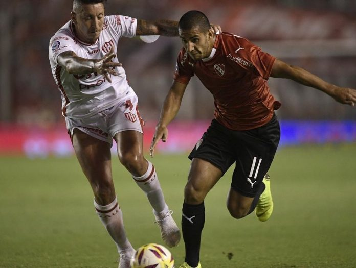 Cecilio Dominguez - Damian Martinez - Independiente vs Union