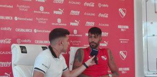 Barboza-Independiente-Tyc