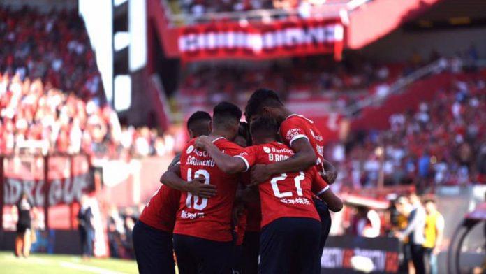 Festejo Independiente