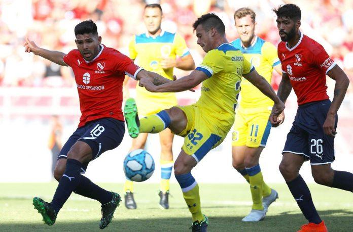 Romero-Barboza-Independiente-Central