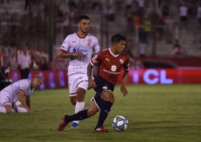Lucas Romero Huracan vs Independiente