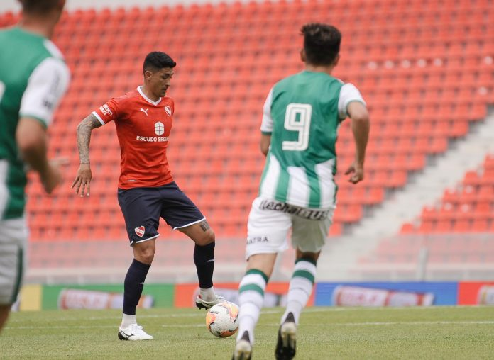 hernandez-independiente-banfield-amistoso