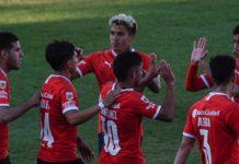 Festejo Independiente vs CCSDE
