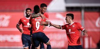 Festejo-Romero-Velasco-Ortega-Independiente