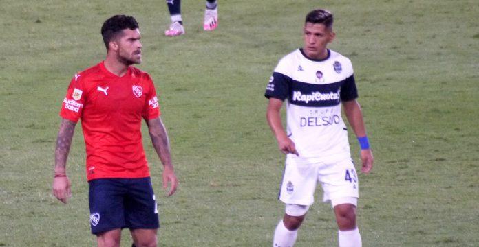 Arregui-Independiente-Gimnasia
