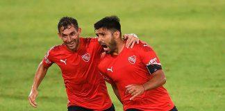 Romero-Rodriguez-Independiente-Sarmiento