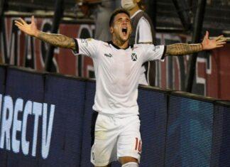 Fabricio-Bustos-Gol-Independiente-Newells-Rosario