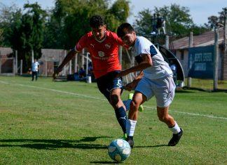 Inferiores-Independiente-Gimnasia