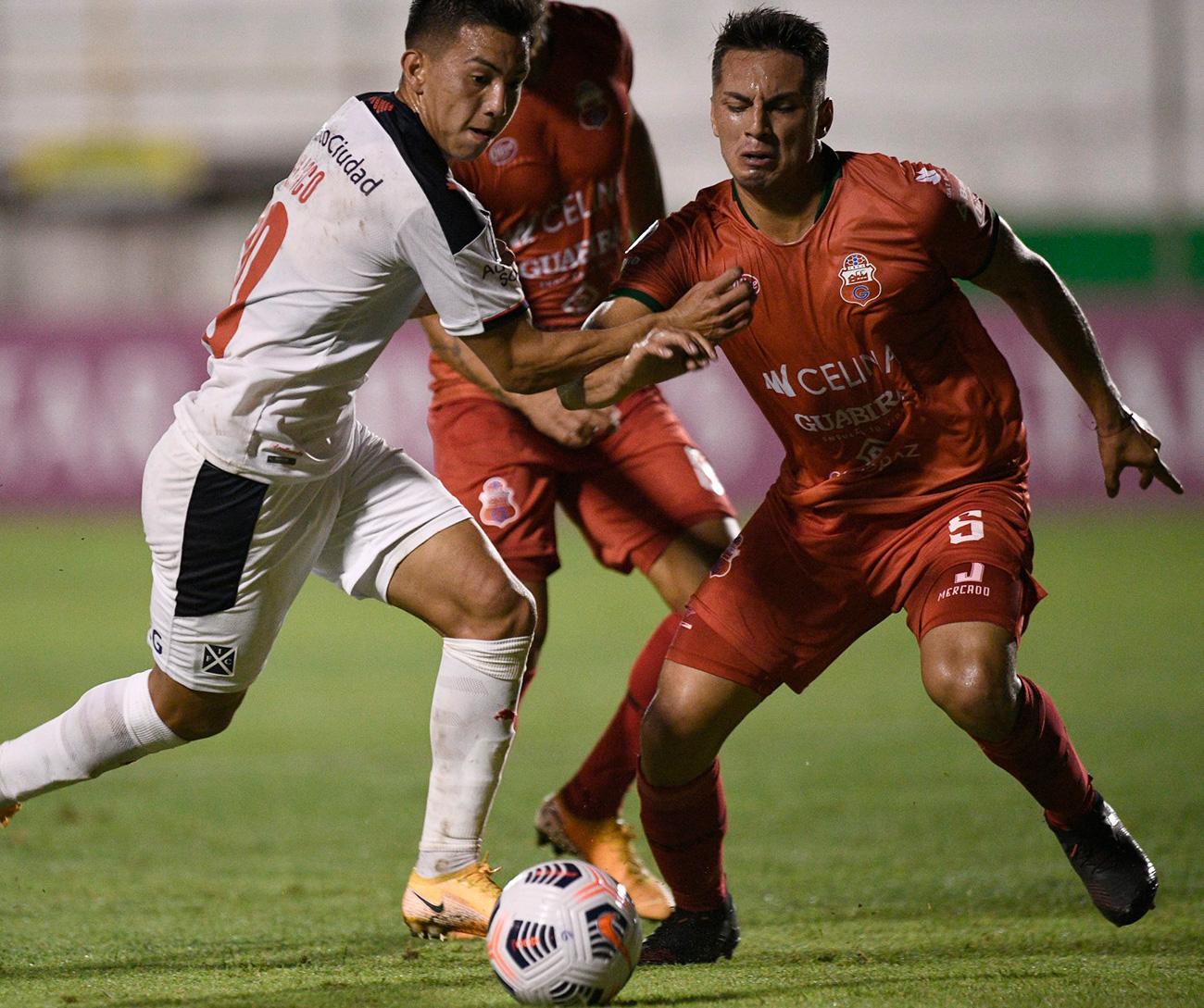 Puntajes Rojos vs. Guabirá - LocoXelRojo.com | Club Atlético Independiente