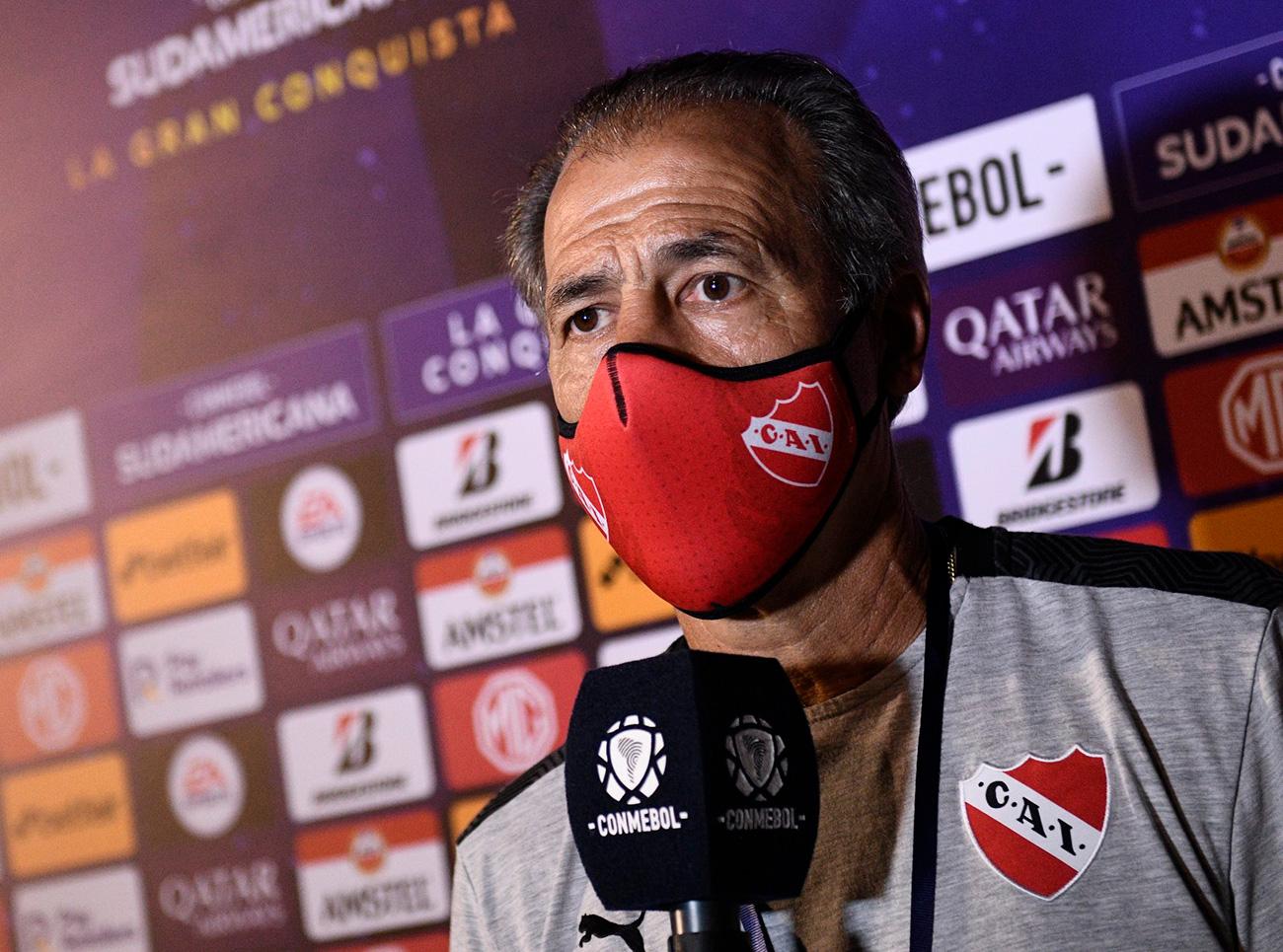 """Piccoli: """"Hicimos un partido muy bueno, el resultado pudo ser más abultado"""" - LocoXelRojo.com   Club Atlético Independiente"""