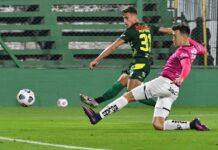 Braian-Romero-Defensa-y-Justicia-vs-Independiente-Del-Valle-Copa-Libertadores
