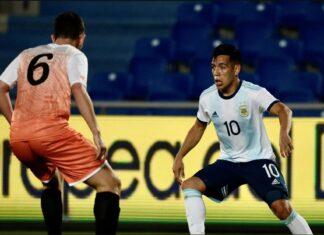 Esequiel-Barco-Selección-Argentina-Sub-23-AFA