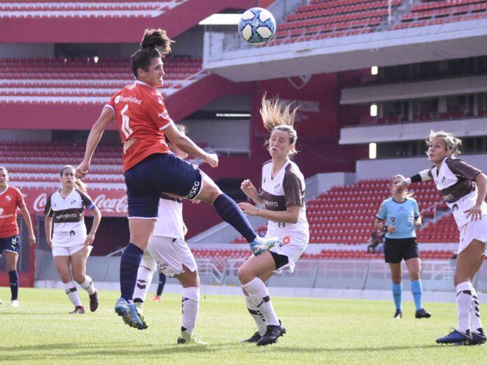 Fútbol-Femenino-Independiente-vs-Platense-Libertadores-de-América
