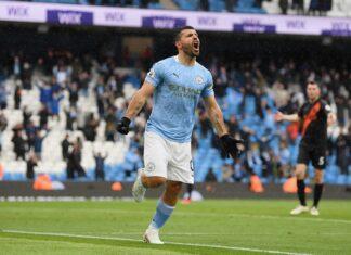 Kun-Aguero-Manchester-City-Despedida-vs-Everton