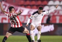 Lucas Romero Independiente vs Estudiantes