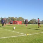 Plantel-Independiente-Entrenamiento-Villa-Domínico-Hisopados-Negativos-COVID