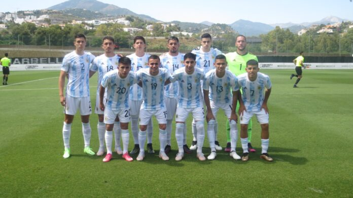 Amistoso-Argentina-Sub23
