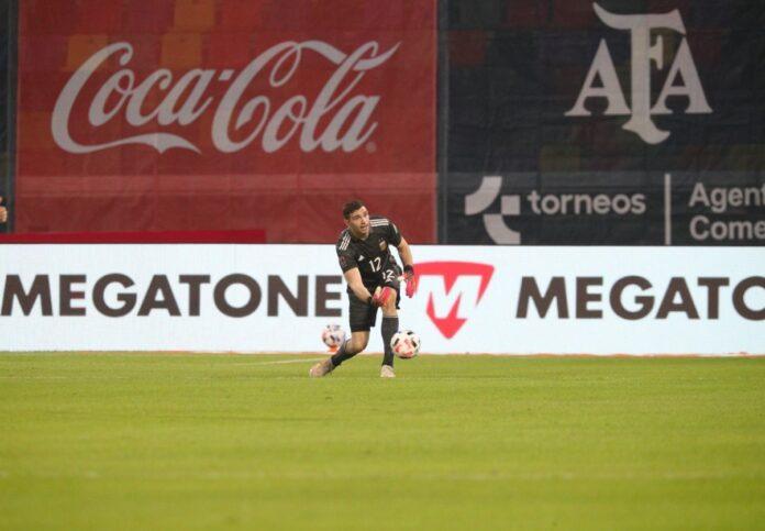 Emiliano-Dibu-Martínez-Independiente-Selección-Argentina-vs-Chile-Eliminatorias