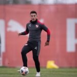 Lucas-González-Saltita-Independiente-Entrenamiento-Domínico