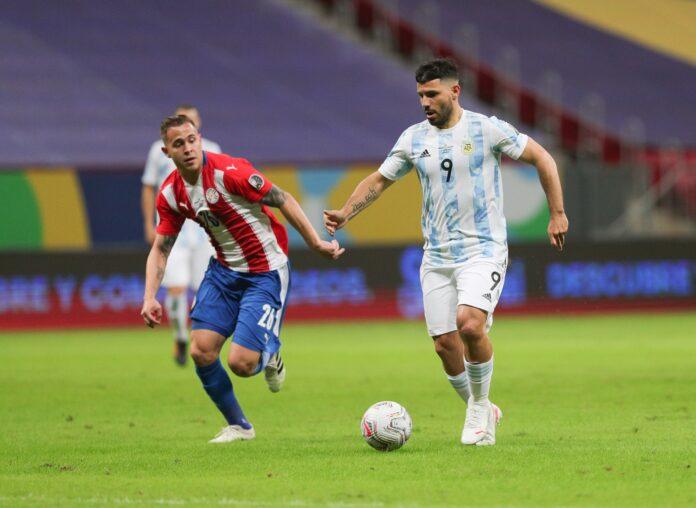 Sergio-Kun-Aguero-Selección-Argentina-vs-Paraguay-Copa-América-Independiente