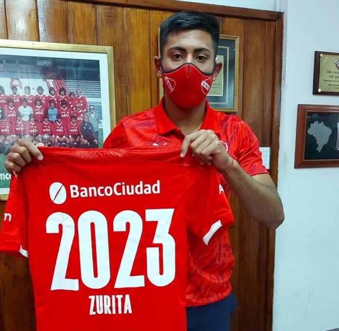Mauro-Zurita-Independiente-Contrato