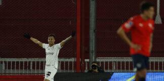 Independiente-Santos-Copa-Sudamericana-Kaio-Jorge-Gol-Avellaneda