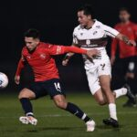 Lucas Gonzalez Platense vs Independiente