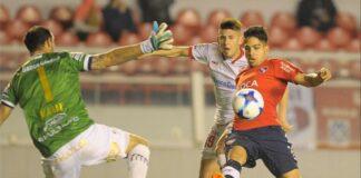 Martín-Benítez-Independiente-vs-Huracán-Los-5-Debuts-Liga-Profesional