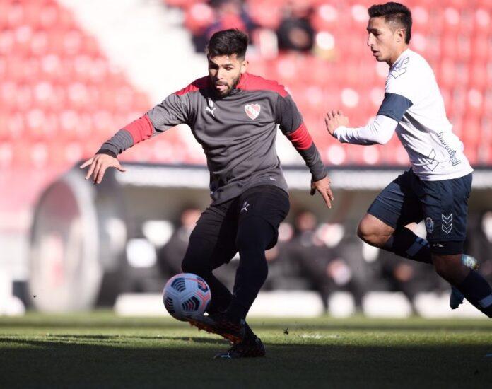 Silvio-Romero-Amistoso-Gimnasia-Goles-Independiente-Libertadores-de-América