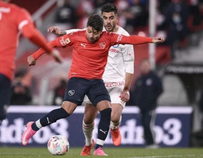 Sebastián-Palacios-Independiente-Argentinos-Liga-Profesional-Cambio
