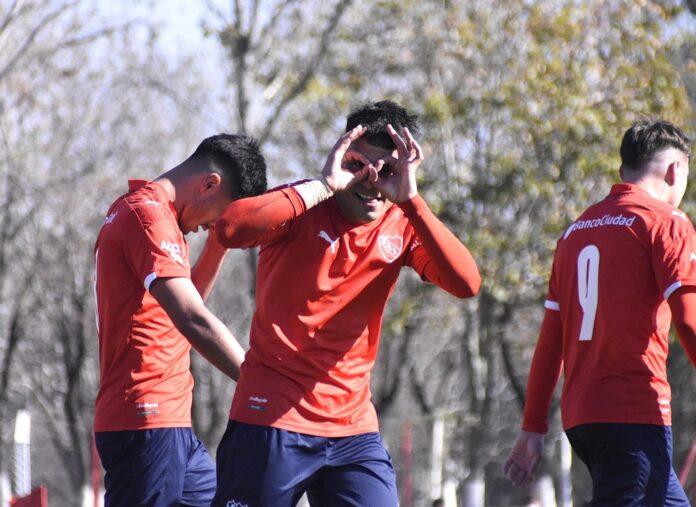 Tomás-Pozzo-Goles-Reserva-Independiente-vs-Argentinos-Villa-Domínico