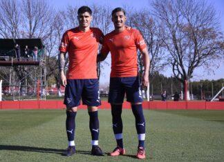 Ezequiel-Muñoz-Carlos-Benavídez-Independiente-Reserva-Declaraciones-Villa-Domínico