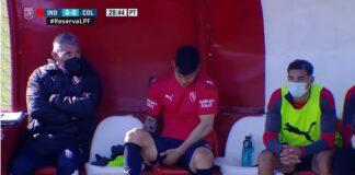 Ezequiel-Muñoz-Carlos-Benavídez-Lesiones-Independiente-Reserva-Colón