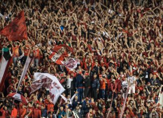 Hinchada-Independiente-Libertadores-de-América-Reempadronamiento-Socios
