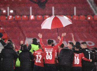 Independiente-Festejos-vs-Racing-Liga-Profesional-Clásico-Avellaneda