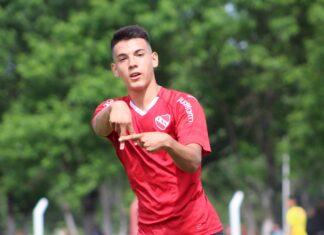 Julián-Romero-Independiente-Inferiores-Ping-Pong-Sorpresa-Concentrados-Falcioni-Historia