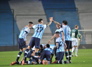 Racing-vs-Sarmiento-Liga-Profesional-Rival-Independiente