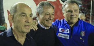 Bochini-Holan-Bertoni-Declaraciones-River-Copa-Libertadores-2018-Monumental