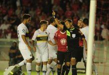 Darío-Herrera-Independiente-Boca-2018-Árbitro-Godoy-Cruz-Liga-Profesional