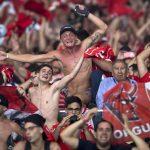 Hinchada-Independiente-Vuelta-Público-Libertadores-de-América