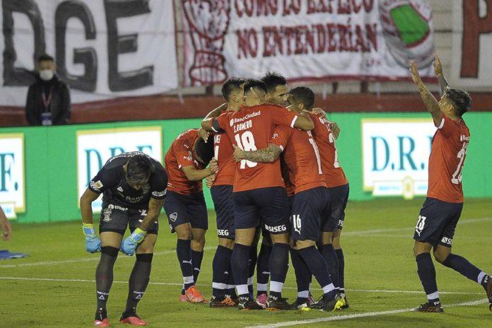 Independiente-Huracán-Previa-Liga-Profesional-Parque-Patricios-Tomás-Adolfo-Ducó-Palacio