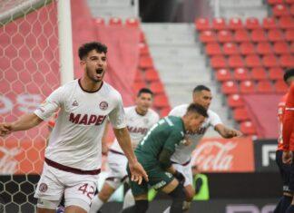 José-López-Independiente-Lanús-Compacto-Resumen-Liga-Profesional