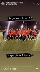 Rolfi-Montenegro-Historia-Fútbol-Senior-Independiente-Racing