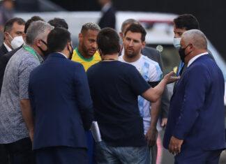 Selección-Argentina-Brasil-Suspendido-Independiente-Elminatorias-Messi-Neymar