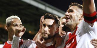 Tagliafico-Ajax-Gol-Independiente-Rojos-Por-El-Mundo