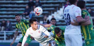 Barreto-roja-Independiente-Aldosivi