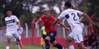 Independiente-Gimnasia-La-Plata-Reserva-Villa-Domínico
