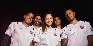 Independiente-Nueva-Camiseta-Suplente-Puma-Blanca