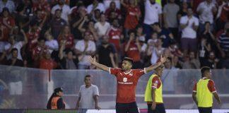 Independiente-Silvio-Romero-Números-Rojos-Estadio-Libertadores-de-América-Pandemia