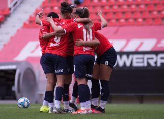 Independiente-Villa-San-Carlos-Diablas-Fútbol-Femenino-Libertadores-de-América-Avellaneda